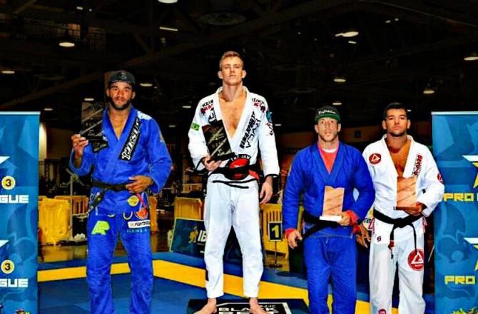World Expo + IBJJF Pro League 2014 Results
