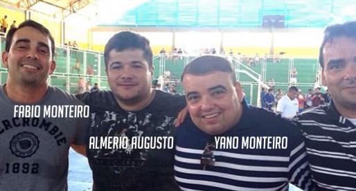"""Fabio """"Binho"""" Monteiro"""