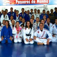 Yvone Duarte Receives her 5th degree black belt