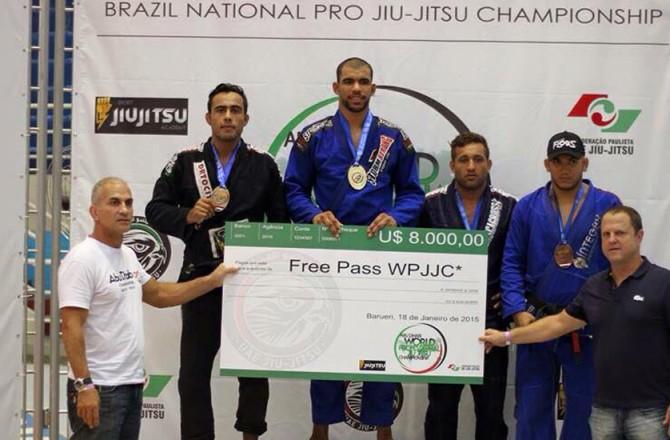 Brazil National Pro 2015 Results