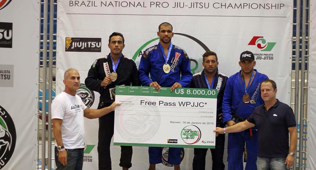 Brazil National Pro 2015 Results