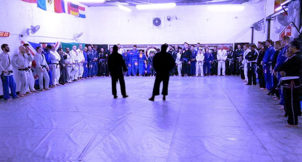 Top Current Instructors in Jiu Jitsu 2015