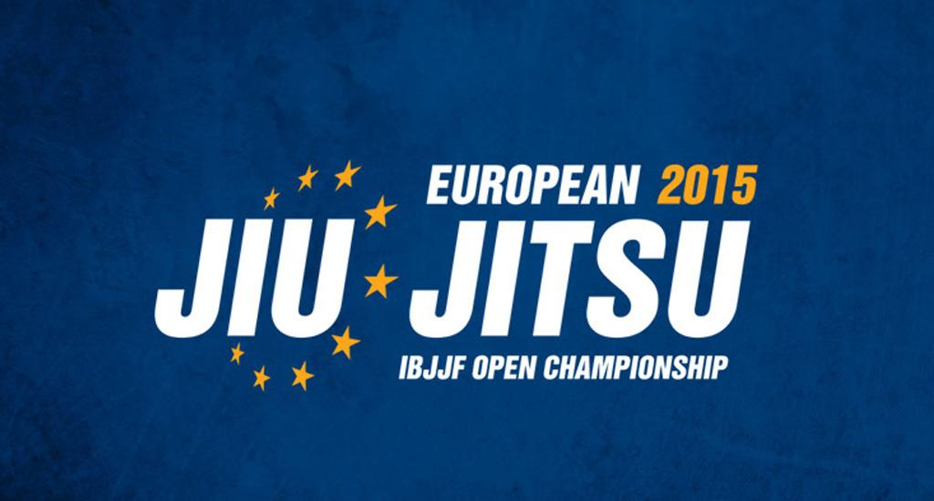 IBJJF European Open Jiu Jitsu Broadcast