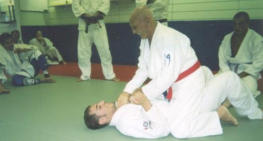 Self-Defense by Luiz Dias