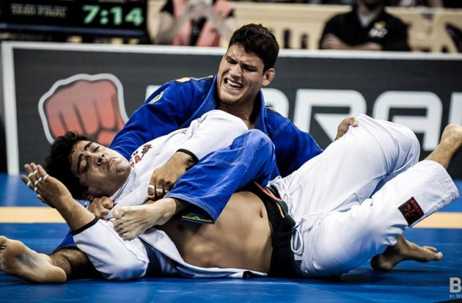 Top BJJ Fighters Today, Feb 2015 Rankings