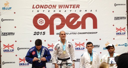 IBJJF London Winter Open Results