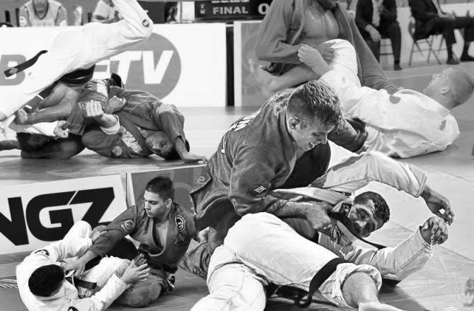 The Four Horsemen of Jiu Jitsu