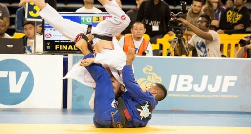 2015 Pan American BJJ Results
