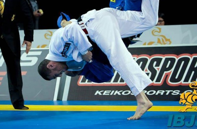 BJJ Pan American Absolute Division Results
