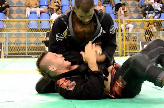 Erberth & Canuto Reign Supreme @Rio Fall Open