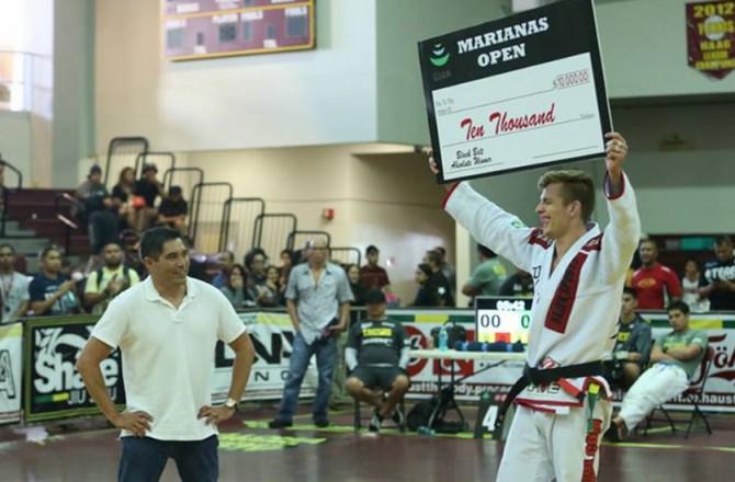 Keenan beats Leite and Fowler in Guam