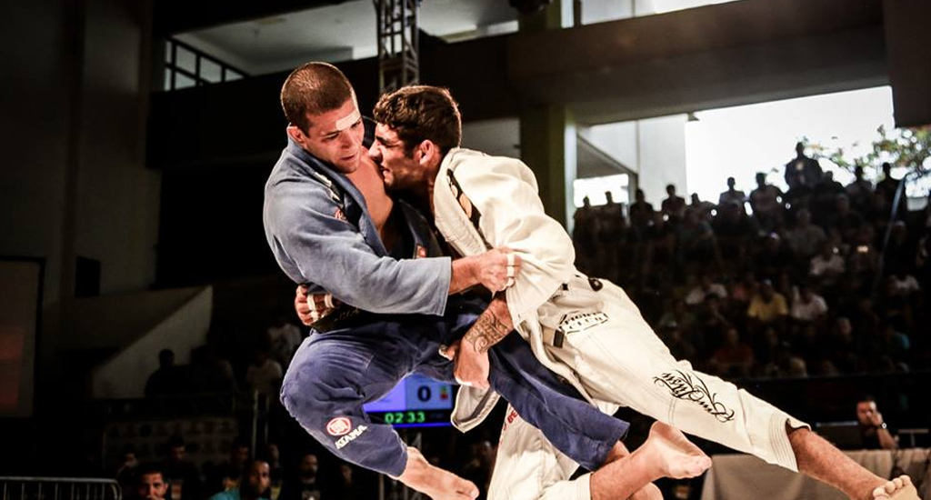 Leandro Lo at Medium Heavy, Xande Returns