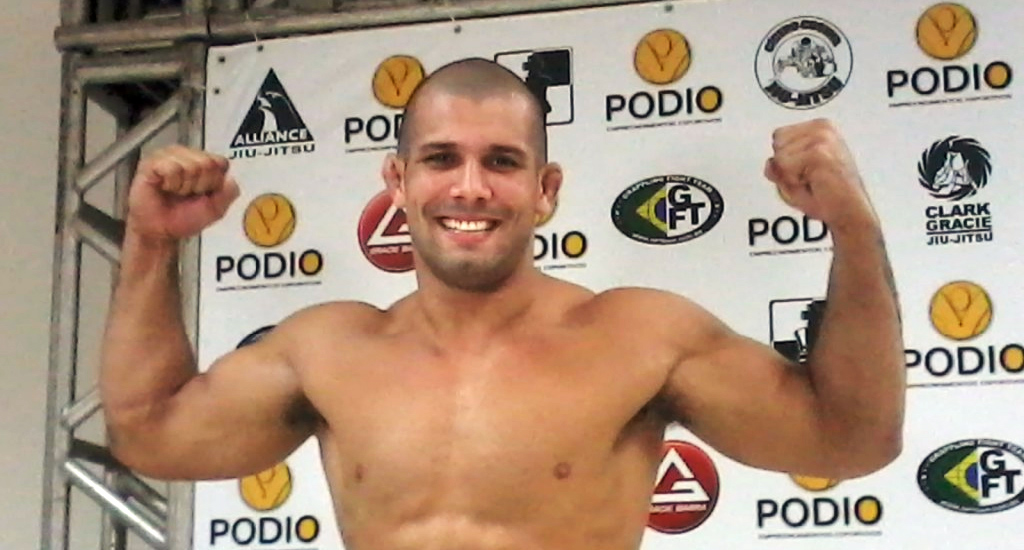 Rodolfo Vieira Returns for the 2015 ADCC
