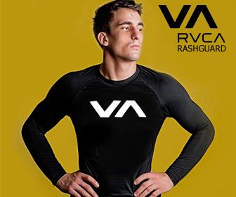 RVCA Rashguards