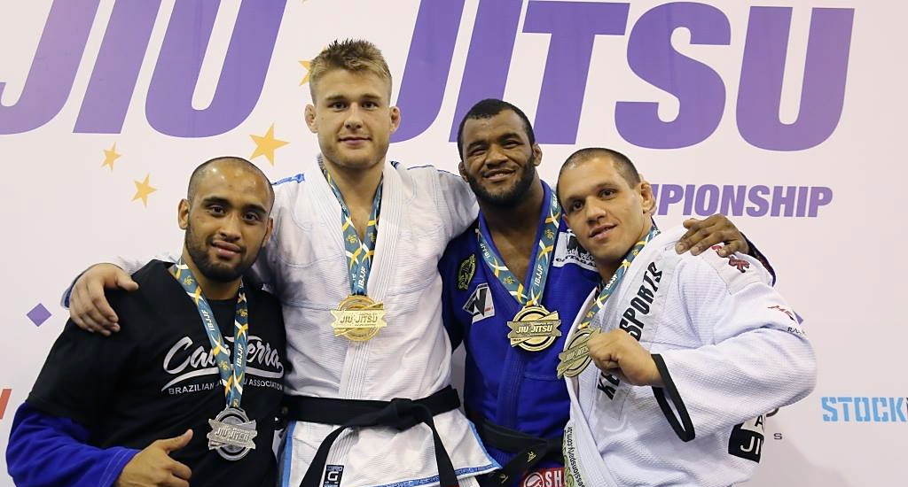 Top BJJ Fighters, July 2015 Rankings