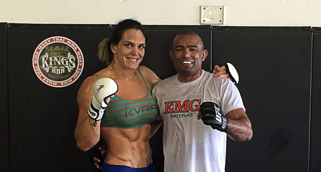 Gabi Garcia to Debut in MMA on NYE