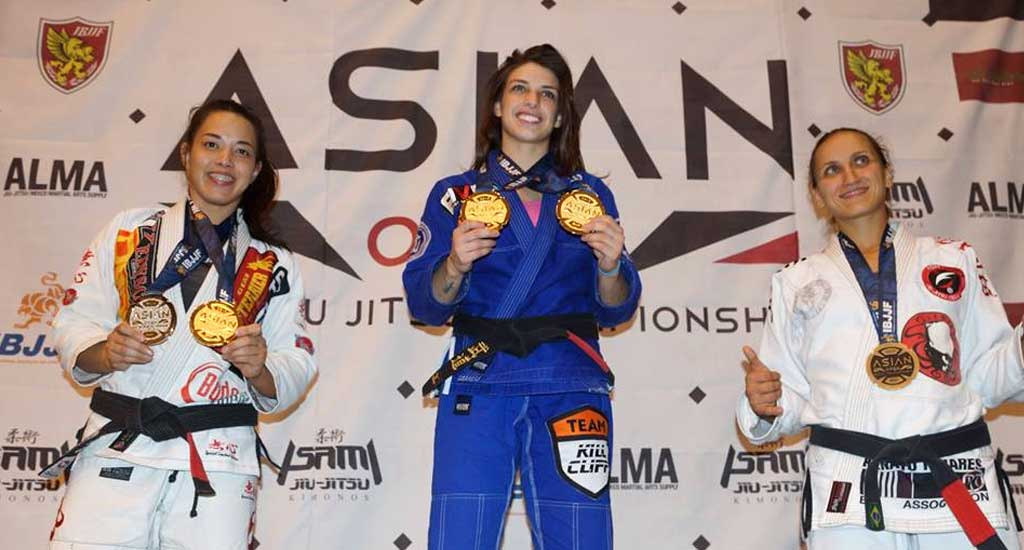 IBJJF Asian Championship 2015 Results
