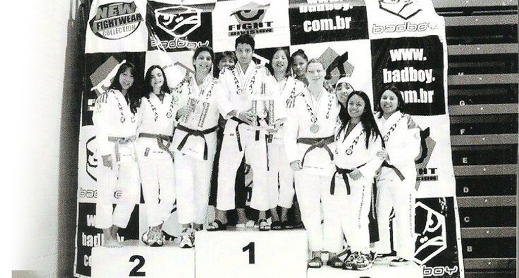 Women's BJJ Dirty Dozen