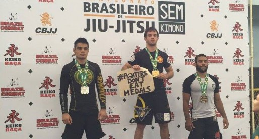Thiago Gaia: Elite athletes are fighting as professionals and living as amateurs