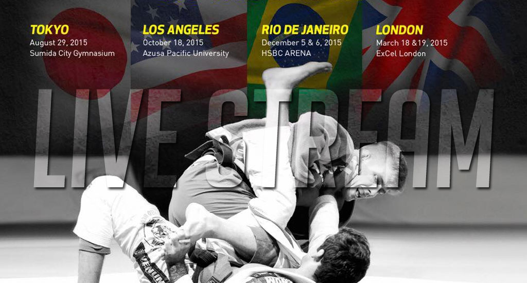 Los Angeles Grand Slam LIVE STREAM