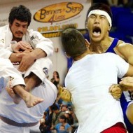 Kron Gracie Fights Wrestling's Rising Star on NYE MMA Show