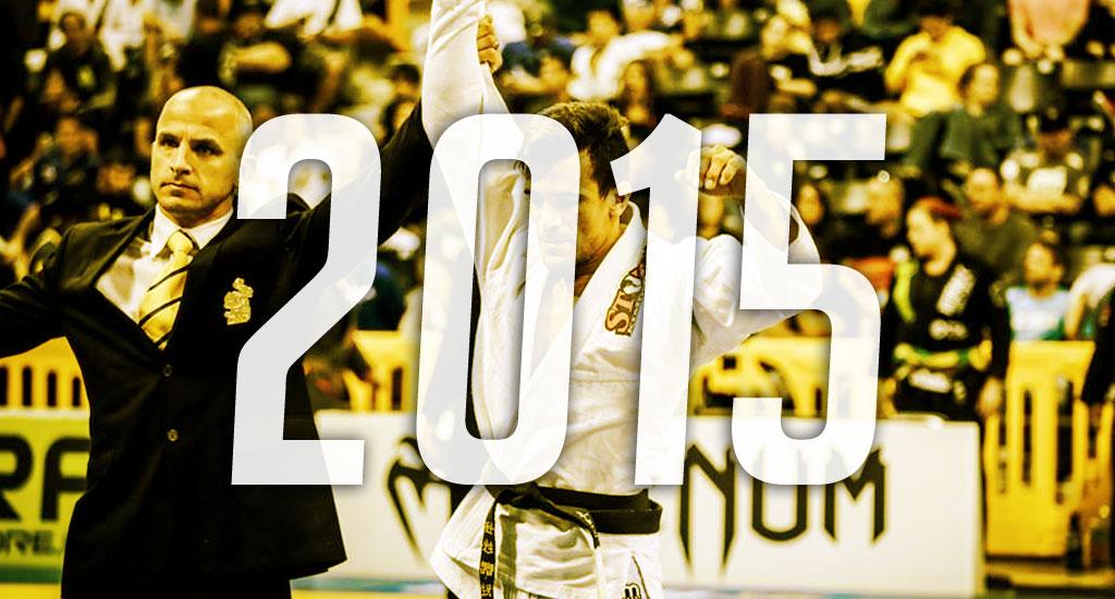 2015 Brazilian Jiu Jitsu Ranking