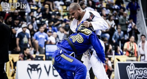 Takedown Wars in Brazilian Jiu Jitsu