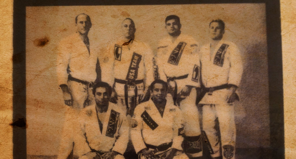 BJJ Dirty Dozen