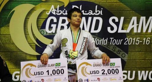 Rio de Janeiro Grand Slam Results 2015