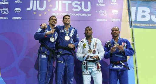 IBJJF European Open Results 2016