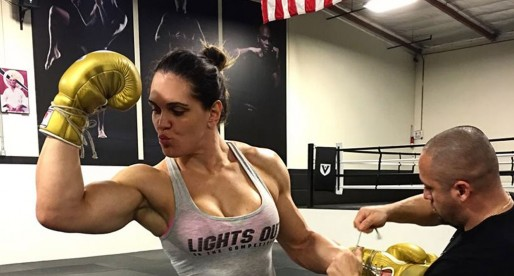Gabi Garcia & Kron Return to MMA in April