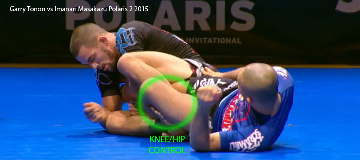 Tonon-leg-entangle