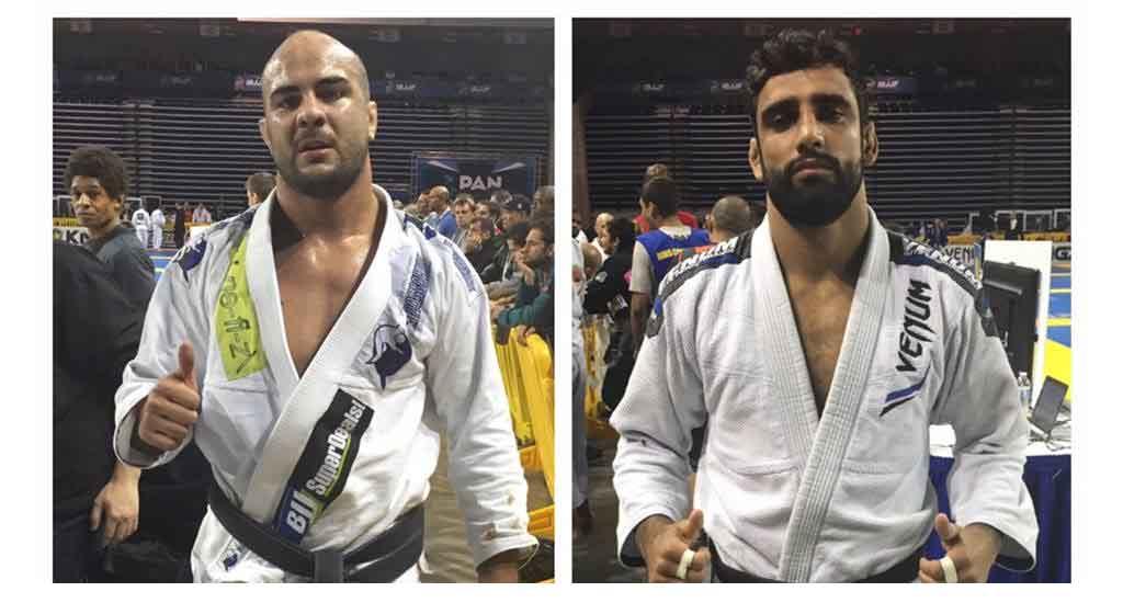 IBJJF Pan Ams Absolute: Lo beats Galvão, Faria taps Spriggs!