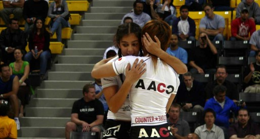 "Female Grappling Pioneer ""Gazzy"" Returns to BJJ"