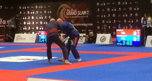 Abu Dhabi Grand Slam, London Results