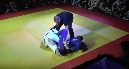 Jackson Sousa + Thiago Sá, BJJ's New Trend: Single Leg X to Toe Hold