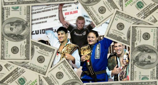 Weekend Payouts, Jiu Jitsu's Biggest Earners