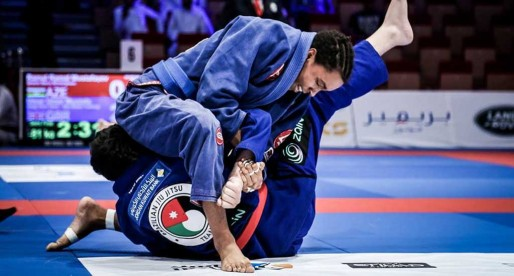 Abu Dhabi World Pro Brackets