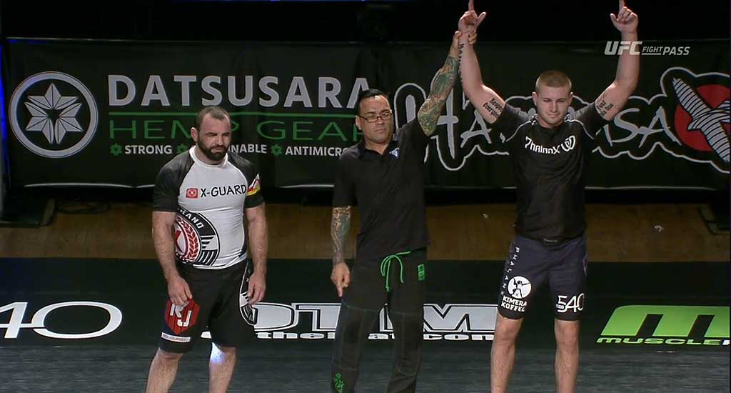 EBI 6 Results: Gordon Ryan Takes EBI Open Weight Title