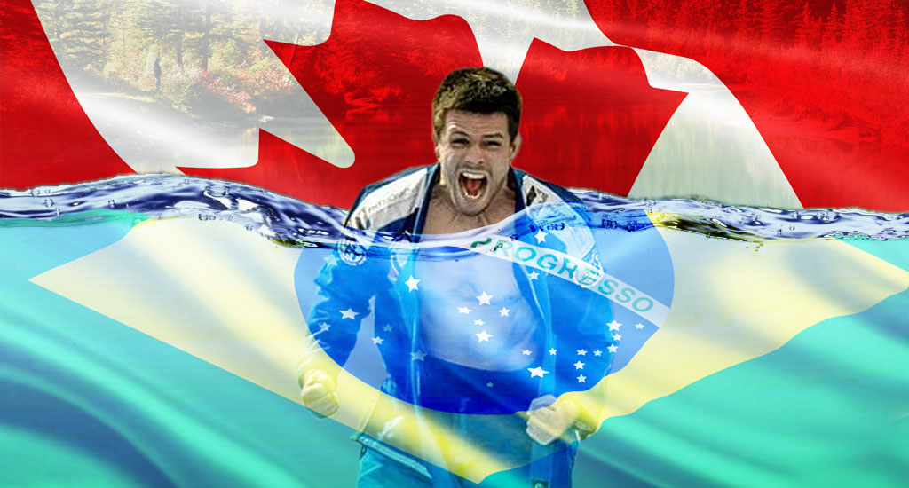 Ground Breaking Canadian Jake MacKenzie, Brazil's Jiu Jitsu Posterboy
