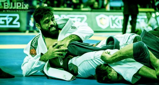 Top Submission Artists in the History of the IBJJF Worlds