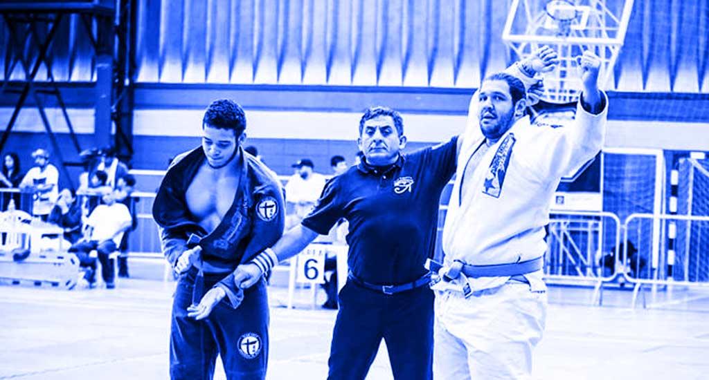 Duzão, Blue Belt Boogeyman