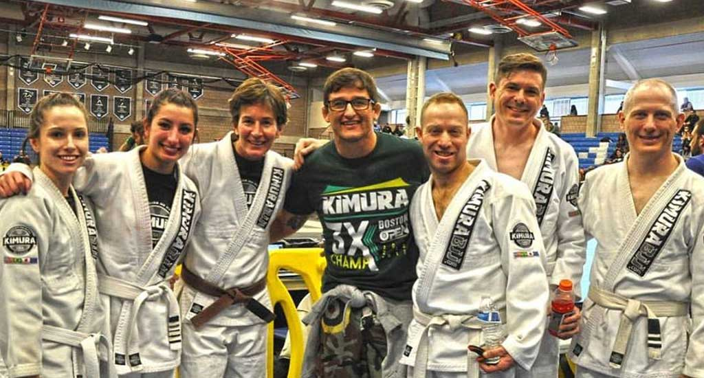 Kimura: Jiu Jitsu For All in Boca Raton
