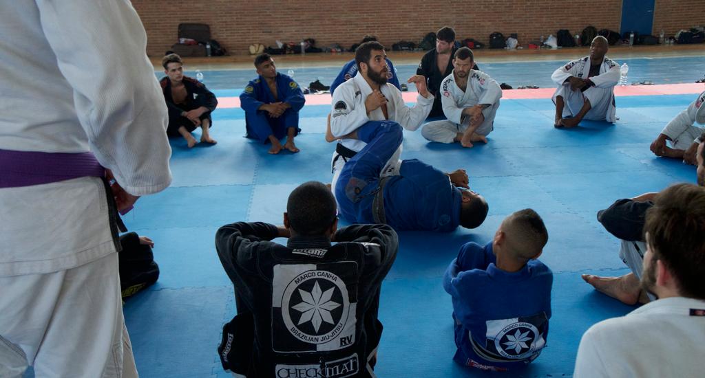 Jiu Jitsu Masterclass in Sunny Spain
