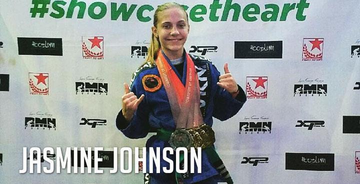Jasmine-Johnson