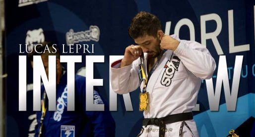 Lucas Lepri Putting North Carolina on the BJJ Map
