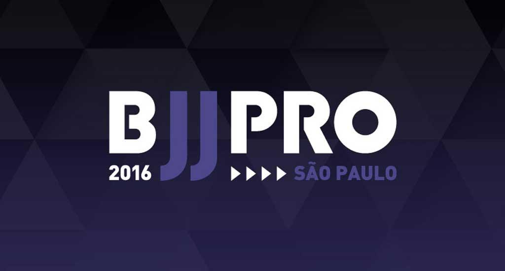 IBJJF São Paulo BJJ Pro 2016 Results