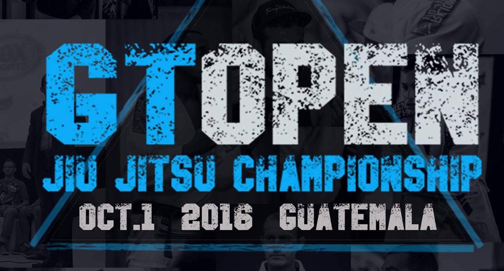GT Open 2016 Line-Up