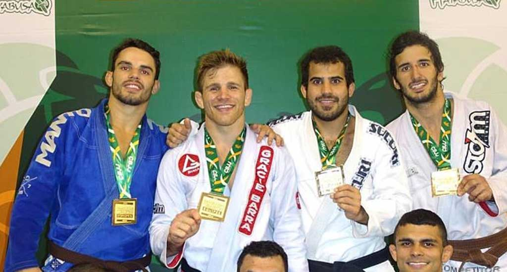 Brazilian National Teams Championship, Gracie Barra and Ribeiro JJ Win
