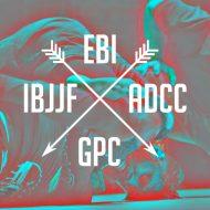 ADCC, EBI, IBJJF, GPC: How Rules Change Jiu Jitsu